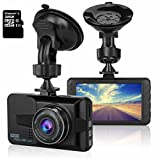 Best Black Box Cameras For Videos - ULU 1080P Dash Cam Front + VGA Rear Review
