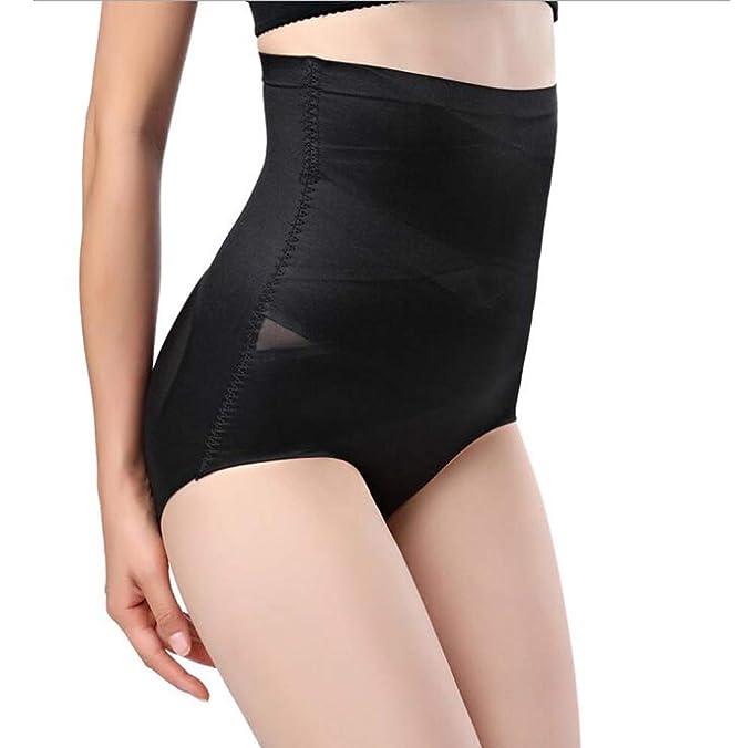 5803413562 Shapewear for Women Seamless Sexy Breathable High Elastic Ice Silk Ultra- Thin High Waist Abdomen