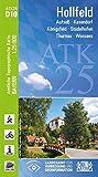 ATK25-D10 Hollfeld (Amtliche Topographische Karte 1:25000): Aufseß, Kasendorf, Königsfeld, Stadelhofen, Thurnau, Wonsees (ATK25 Amtliche Topographische Karte 1:25000 Bayern)