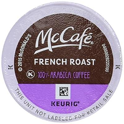 McCafe Frech Roast, K-Cups, 6.2 oz (Pack Of 4)