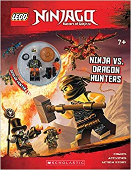 Ninja vs. Dragon Hunters With Minifigure Lego Ninjago ...