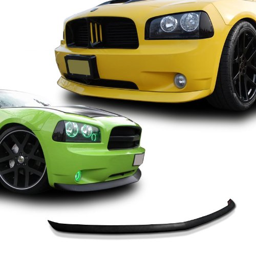 Dodge Charger Oe Style Urethane Front Bumper Lip Chin