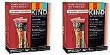 KIND Bars, Honey Roasted Nuts and Sea Salt, Gluten Free, Low Sugar, 1.4oz, 24 Bars