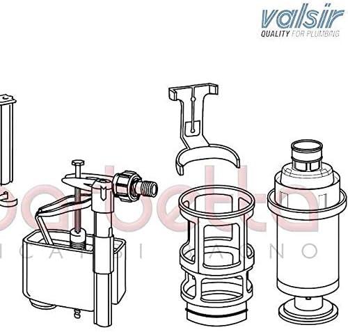 EGEA VALSIR VS0827802 Set