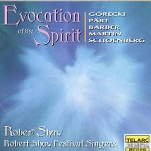 Evocation of The Spirit