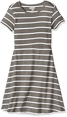 Limited Too Girls' Striped Skater Dress
