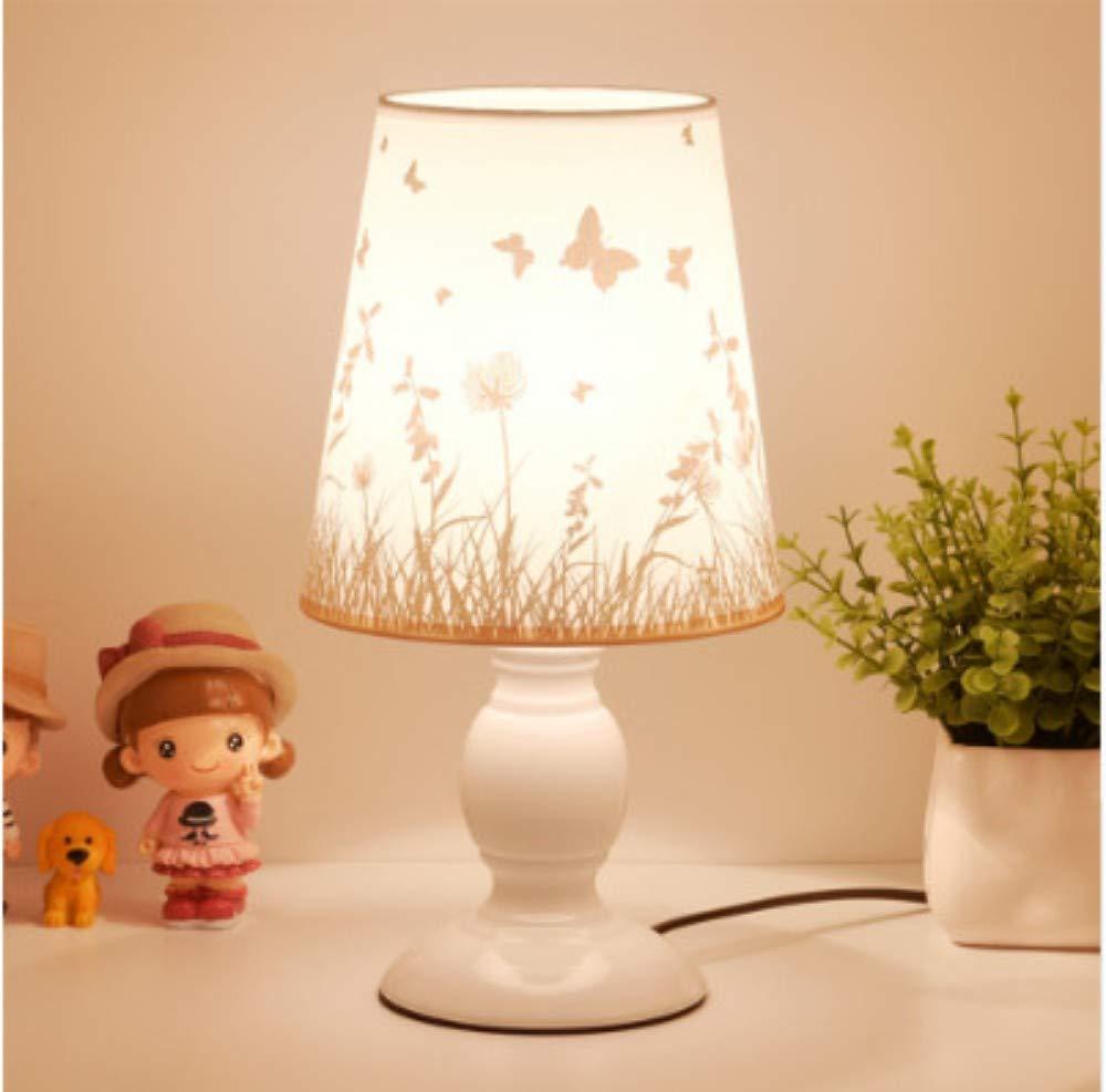 LIUJINHAI HGhomeart Moderne tischlampe lesebett Lampe E27 weiße tischlampe schaltknopf nachttischlampe innenbeleuchtung tischlampe