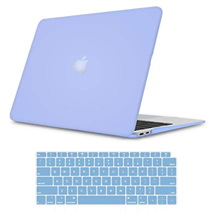 newest 01ec7 7b5e0 iLeadon MacBook Air 13 Inch Case 2018 Release A1932, Soft Touch Ultra Thin  Hard Shell Cover for Apple MacBook Air 13 Inch with Retina Display fits ...