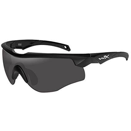 50d2536e58a Amazon.com  Wiley X 2802 Rogue Changeable Sunglasses Clear Light ...