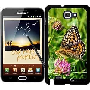 Funda para Samsung Galaxy Note GT-N7000 (I9220) - Mariposa by Helsch1957