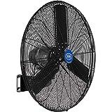 Outdoor Oscillating Wall Mounted Fan, 30