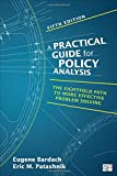 Book cover for Practical Guide for Policy Analysis: The Eightfold Path to More Effective Problem Solving