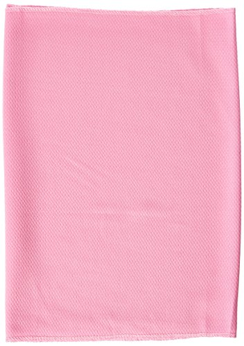 YPHONE Cooling Workout Towel Bonus Rubber Included, Pink, 2 Count by YPHONE
