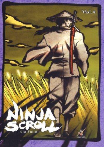Amazon.com: DVD Ninja Scroll - Die Serie/Vol.4 - Episode 11 ...