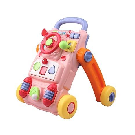 Carretilla de múltiples funciones de los niños,Andador musical ...