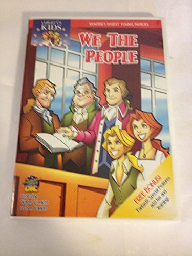 Liberty's Kids We the People Dvd! Reader's Digest Young Families (Liberty Kids compare prices)