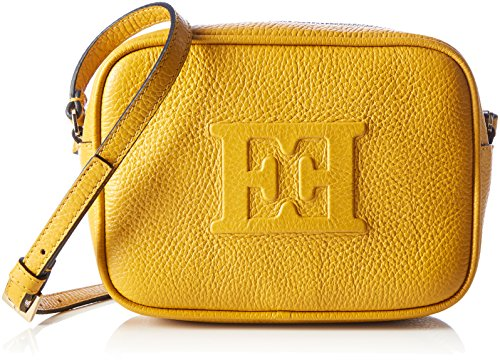 Women��s Cross Bag Escada Mustard Yellow Body Ab723 a7B7dqwT