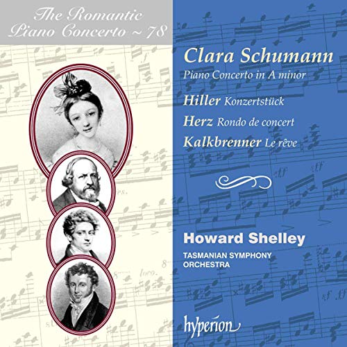 The Romantic Piano Concerto -