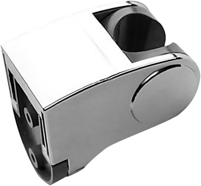 Universal Bad Duschkopf Halterung Wandmontierter Halter ABS Chrom