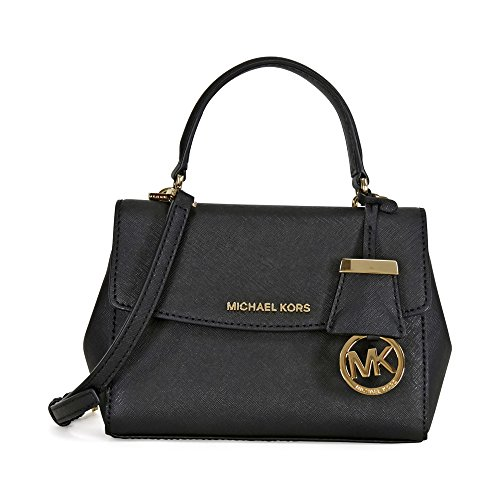 michael-kors-womens-ava-extra-small-cross-body-black-one-size