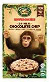 Envirokidz Organic Gluten Free Instant Hot Oatmeal, Chocolate Chip, 9 Ounce (6 Count)