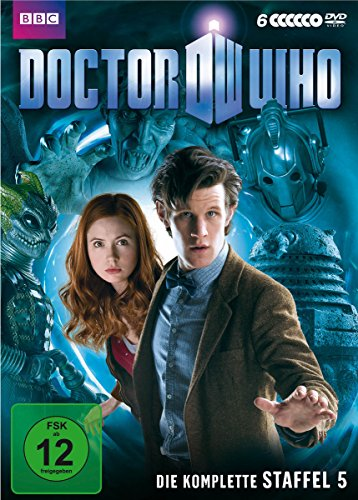 DOCTOR WHO S.5 – MOVIE [DVD] [2010]