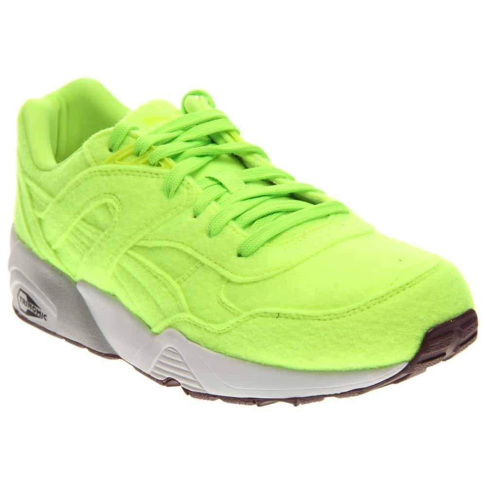 acd11d8c79dfb PUMA Mens R698 Mesh Evolution Running Casual Shoes, - Amazon Mỹ ...