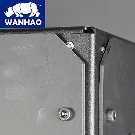 Wanhao Duplicator 4S - Impresora 3D (extrusora dual): Amazon.es ...