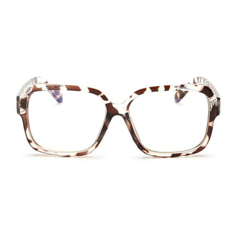 Yefree Blue Light Blocking Glasses Anti-radiation Glasses Vintage//Retro Clear Lens For Men Women