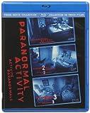 Paranormal Activity Trilogy (Paranormal Activity / Paranormal Activity 2: Unrated Director's Cut / Paranormal Activity 3) [Blu-ray] (Sous-titres français)