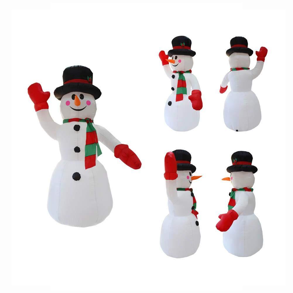 Weihnachten Schneemann Aufblasbar Modell Weihnachten Festival ...