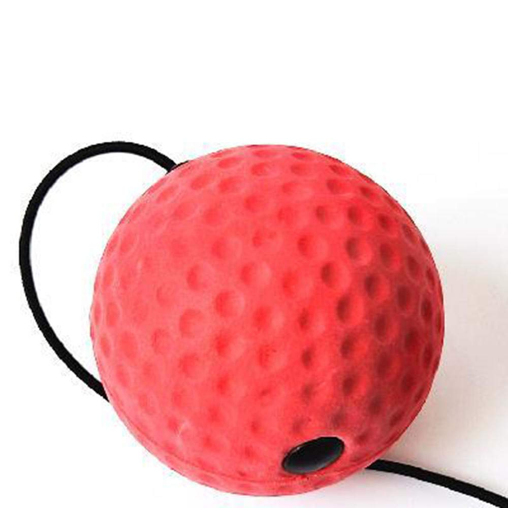styleinside Fight Ball Reflex Boxing Trainer Training Boxer Speed Punch Head Cap String Ball