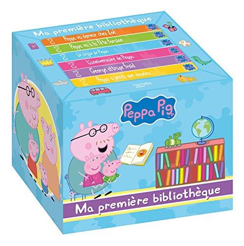 Peppa Pig - Ma première bibliothèque