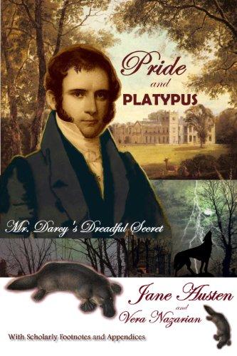 Lunar Pig - Pride and Platypus: Mr. Darcy's Dreadful Secret