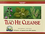 Nature's Sunshine Tiao He Herbal Cleanse | Cleanse and Detox the Colon and Liver with Traditional Chinese Herbs For Sale