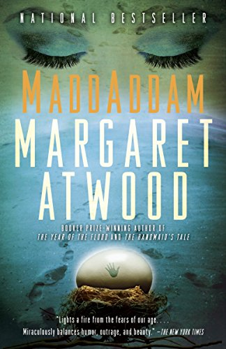 MaddAddam (The MaddAddam Trilogy) (Margaret Atwood Year Of The Flood Trilogy)
