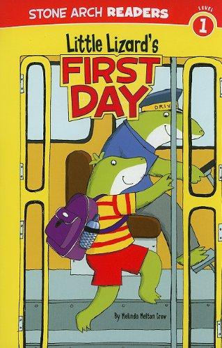 (Little Lizard's First Day)