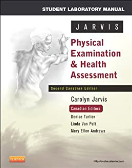 student laboratory manual for physical examination and health rh amazon ca jarvis student lab manual answers jarvis laboratory manual answers
