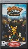 Ratchet & Clank: Size Matters - Platinum Edition (PSP) [import anglais]