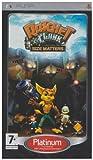 Ratchet & Clank: Size Matters - Platinum Edition (PSP)