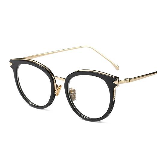 Amazon.com: Arrow Eye Glasses Frame Men Women Full Oversize Big ...