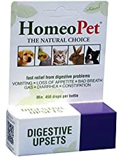 Homeopet Digestive Upsets 15 mL by HomeoPet