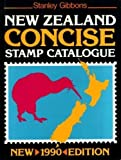 Concise New Zealand Stamp Catalogue