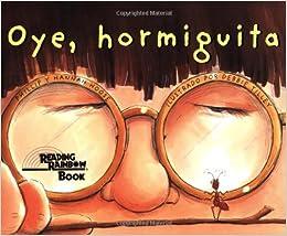Oye, Hormiguita (Spanish Edition)