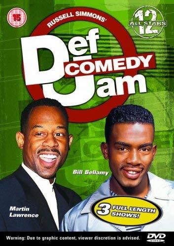 Def Comedy Jam: All Stars Vol. 12 [Region 2]