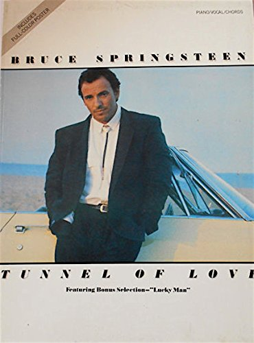 Bruce Springsteen -- Tunnel of Love: Piano/Vocal/Chords (Songbook Springsteen Bruce)