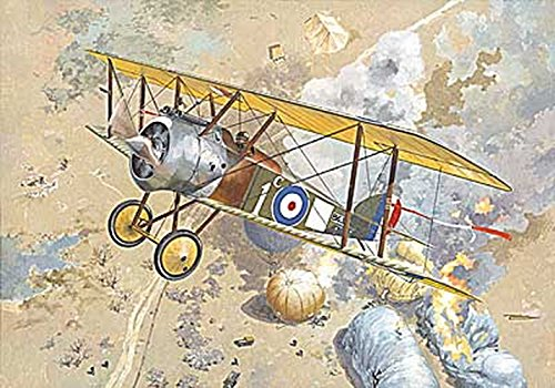 SOPWITH F.1 CAMEL BRITISH BIPLANE AIRCRAFT WWI 1/72 RODEN 040 FREE SHIPPING