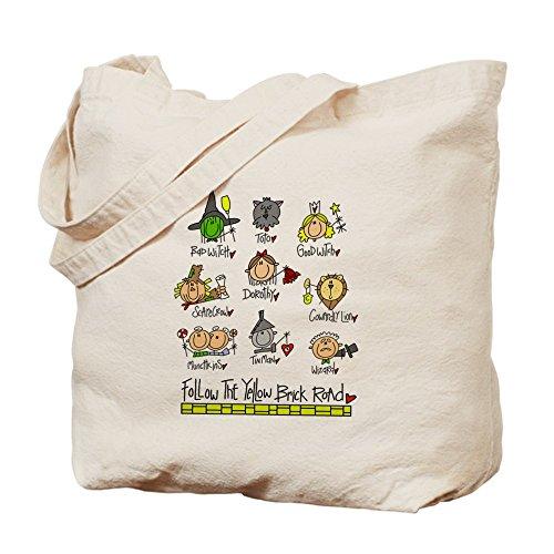 CafePress–La borsa della spesa oz Gang–Borsa di tela naturale, panno