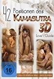 42 Positionen des Kamasutra - 2D und 3D-Version ( inkl. Brille ) [Alemania] [DVD]