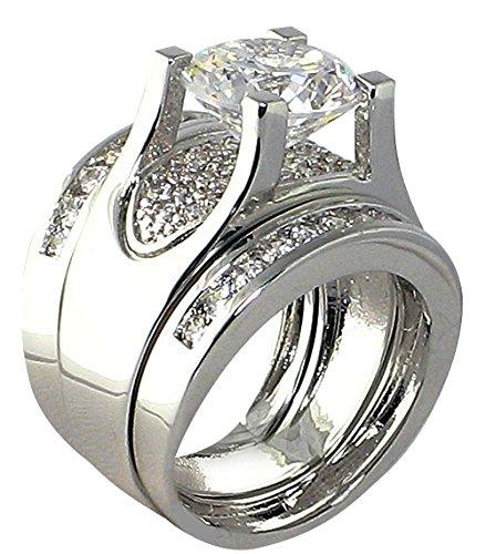 Bridal Ring Bling J101 product image 11